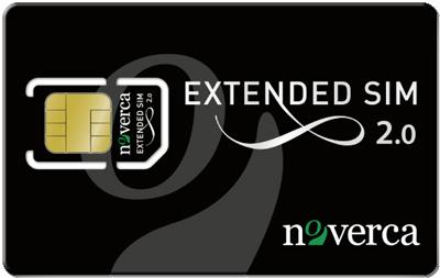 Extended-SIM-noverca